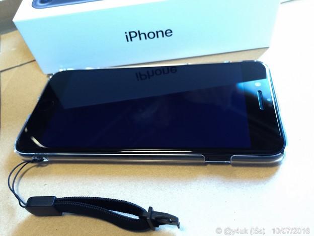 iPhone 7 Plusアクセサリーフル装着 ~start 1か月
