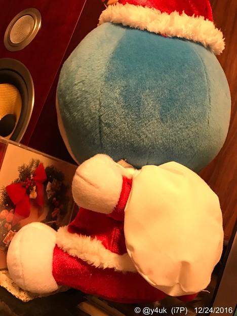 Photos: Merry Christmas Mr.SantaDora ~プレゼントを背負って寒い夜スピーカーとGo