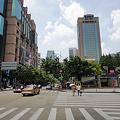 Photos: 暑い夏 上海 淮海路