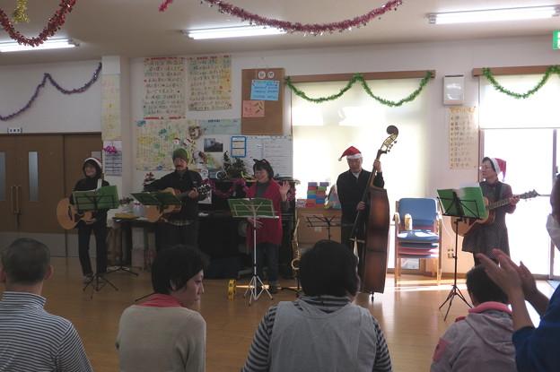 Photos: 集い「あけぼの」(クリスマスコンサート)(2)IMG_3296