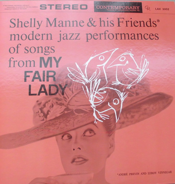 Shelly Manne_MY FAIR LADY-01