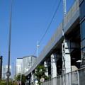 写真: 新馬場駅界隈_品川の高層ビル-01