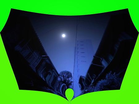 品川百景_北品川の古い民家の家並み(界隈)_路地-01c