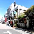 写真: 品川宿商店街-01