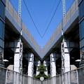 写真: 新馬場駅界隈_品川の高層ビル-01b