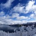 写真: 摩周湖