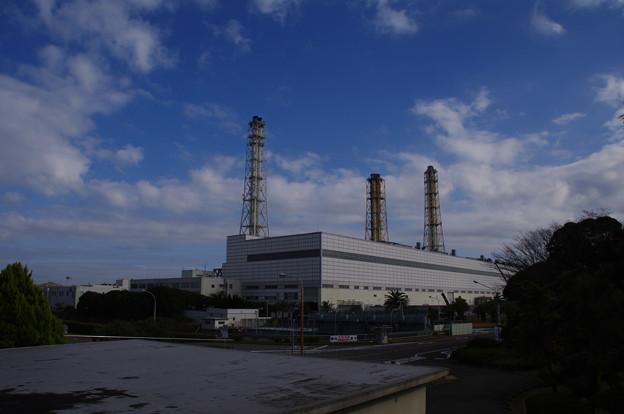 横須賀火力発電所