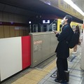 新宿駅の銀座線