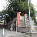 玉造稲荷神社 参道