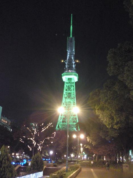 きょうのテレビ塔
