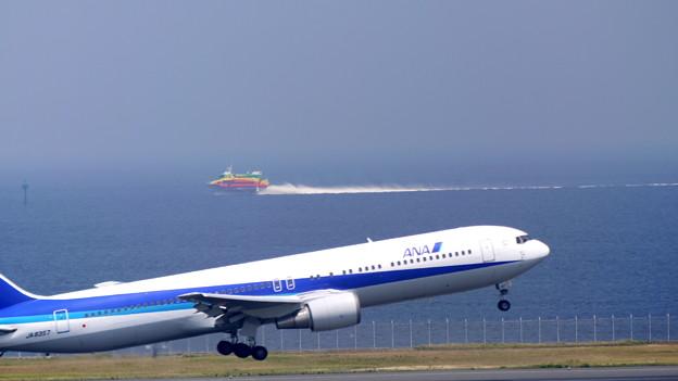 海の翼・空の翼