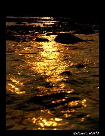 金 ~金色の流れ~