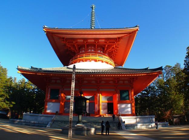 写真: 高野山紅葉20