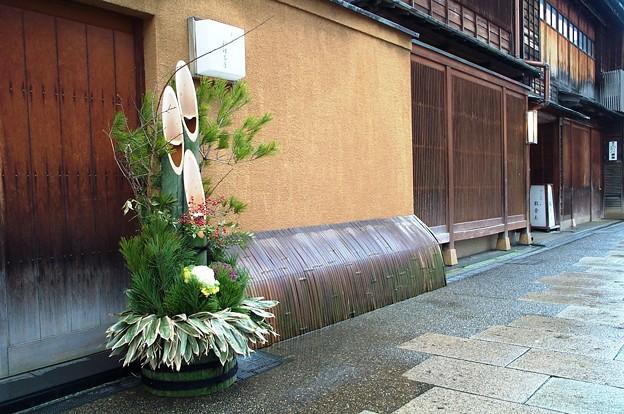 写真: にし茶屋街01