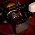 PENTAX 67II & 67 105mmF2.4 & AF540FGZ