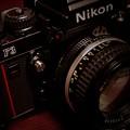 写真: Nikon F3HP No.2
