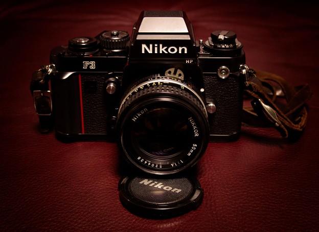 写真: Nikon F3HP No.1