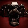 Photos: Nikon F3HP No.1