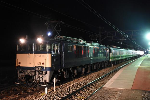 115系新潟車廃車回送