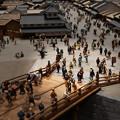 写真: 寛永の日本橋