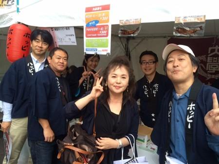 20161023 早稲田ホームカミング2