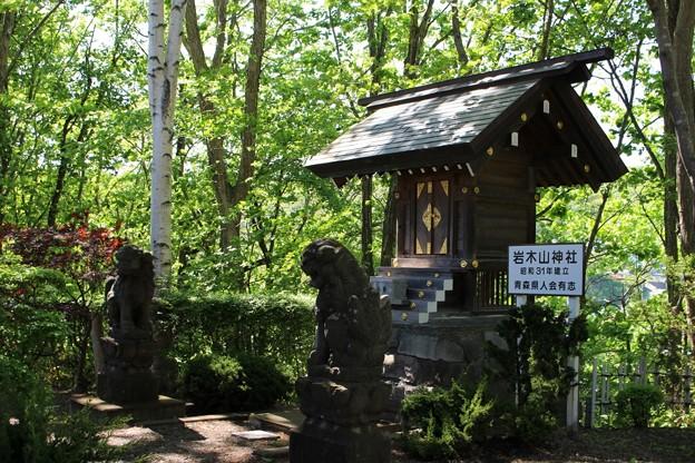 本輪西八幡神社 (1)