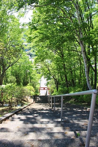 本輪西八幡神社 (3)