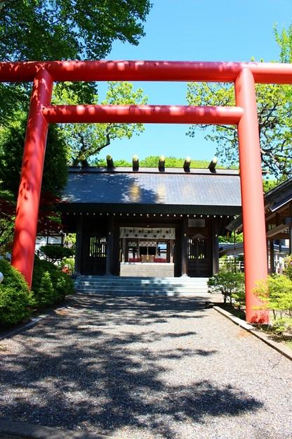 本輪西八幡神社