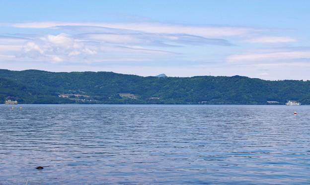 初夏の洞爺湖 (3)