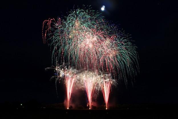 あつま田舎まつり 花火大会 (34)