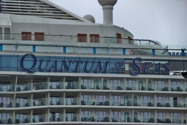 Quantum of the Seas 室蘭崎守埠頭にて (12)