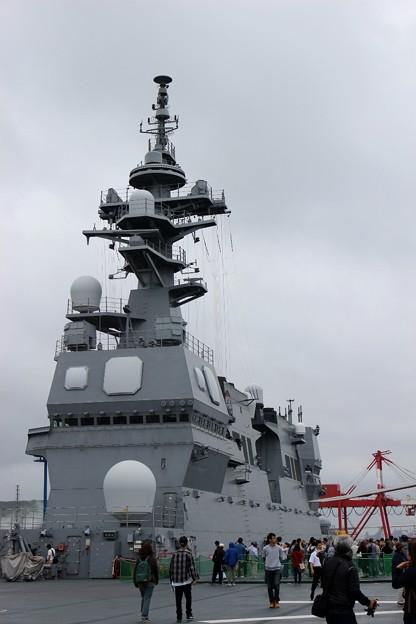 護衛艦「いせ」一般公開 (1)