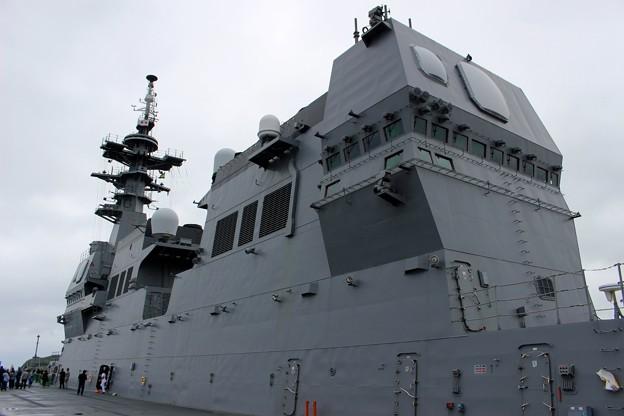 護衛艦「いせ」一般公開 (4)