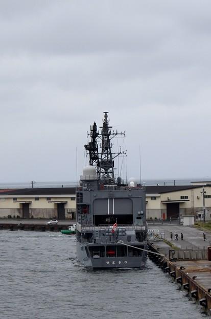 護衛艦「いせ」一般公開