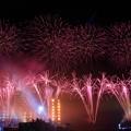 第66回勝毎花火大会2016 第6部 グランドフィナーレ (4)