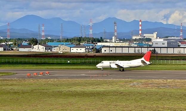 札幌丘珠空港にて(OKADAMA Airport) (7)