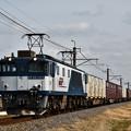 Photos: EF64 1025牽引鹿島貨物1094レ