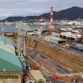 Photos: 石川島播磨重工業 第四ドック