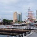 Photos: 日本丸パーク(旧横浜船渠株式会社一号船渠)