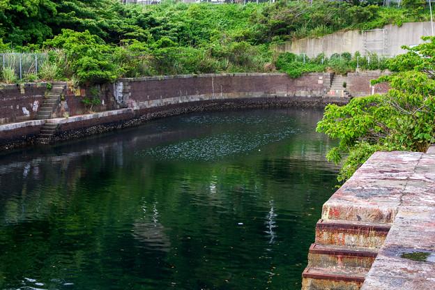 シティマリーナ・ヴェラシス(旧東京石川島造船所 川間ドック)