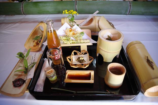 竹寺のお楽しみ