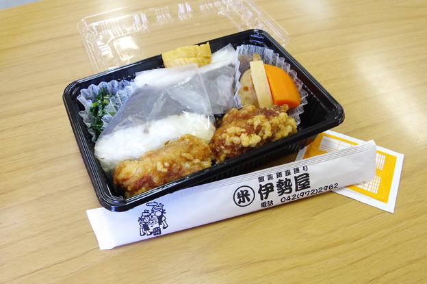 和菓子屋さんのお弁当