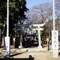 写真: 上戸日枝神社