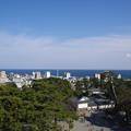 写真: 海も見えます(^^)