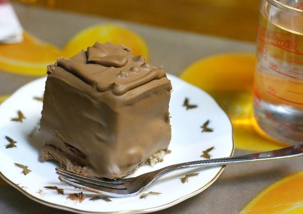やっぱりチョコレートケーキ
