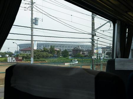 ベイドリーム横濱号車窓8