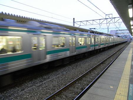 205系(指扇駅)3