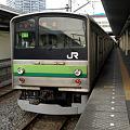 205系横浜線H2編成(東神奈川駅)