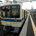 8000形(小田急藤沢駅)1
