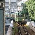 江ノ電藤沢駅10